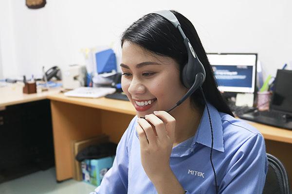 Contact center mitek