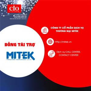 """Mitek đồng tài trợ cio trends: """"xu hướng và ứng dụng chuyển đổi số cho doanh nghiệp"""""""