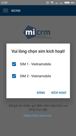 MiCRM-18